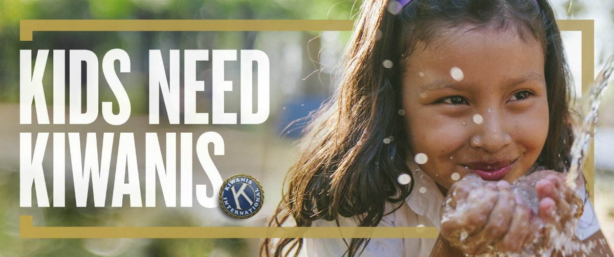 Kids Need Kiwanis